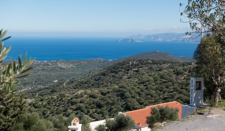 Go East op Kreta